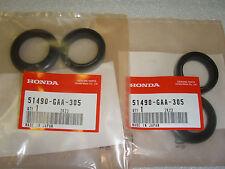 Honda Fork Seal Set 100 110 125 200 250  CB250 XR200 XL100S TR200 51490-GAA-305