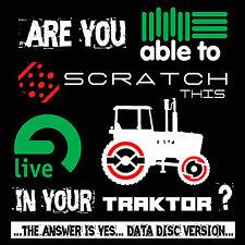 DJ SCRATCH SAMPLES & FX : ABLETON : SCRATCH LIVE : TRAKTOR : VDJ DATA DISC DJM
