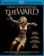 NEW BLU-RAY // THE WARD - John Carpenter - Amber Heard, Danielle Panabaker, Mami