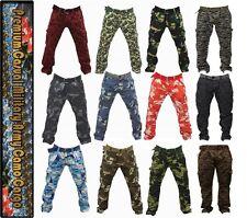 New Men's Premium IMPERIOUS Casual Military Army Camo Cargo Combat Pants IMP