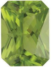 Natural Fine Rich Green Peridot - Emerald - Arizona - AAA Grade