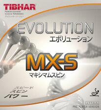 Tibhar Evolution MX-S  Tischtennis-Belag Tischtennisbelag