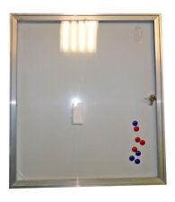Schaukasten Infokasten mit Klapptür für Außen und Innen -1xA4 -2xA4 -4xA4 -8xA4
