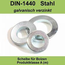 50 Stk Unterlegscheiben 12 mm DIN 125 M 12 Edelstahl A4 **** Profi Qualität ***