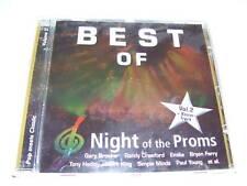Night of the Proms - Best of Volume 2 ( 2003 EU cd )