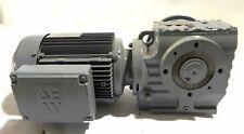 Sew-Eurodrive Helical-Worm Gearmotor SAF67