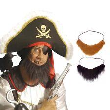 Buschiger Bárbaros Barba de Piratas Vikingo Mentón Primitivo Prehistoria