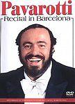 Pavarotti: Recital in Barcelona DVD recorded at the Gran Teatre Del Liceu