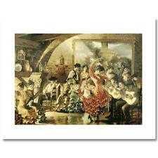 Hava Dancers in Sevilla 1/250 & Santorini Love 25/250 Giclee Canvas