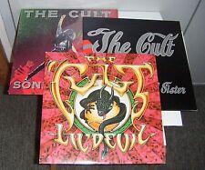 The Cult Vinyl Records