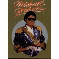 Michael Jackson  Vintage Color Photo Book 1984  Hardcover  KATZ
