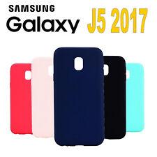 Cover SAMSUNG GALAXY J5 2017 L' ORIGINALE Silicone CUSTODIA Qualità PREMIUM