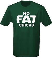 No grasa Chicas grosero Hombre Camiseta 10 Colores (S-3XL) por swagwear