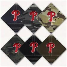 "Philadelphia Phillies ""FLEX FIT"" Cap ✨Hat ✨CLASSIC MLB PATCH/LOGO ✨6 Styles ✨NEW"