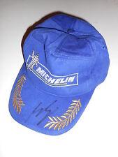 Nick Heidfeld Hand Signed Official Michelin Podium Cap Very Rare.