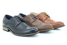 Route21 Homme Classique Gibson Habillé Londres Chaussures Richelieu à Lacets