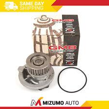 GMB Water Pump Fit Daewoo Leganza Nubira Isuzu Rodeo Sport 2.0 2.2 X20SE X22SE