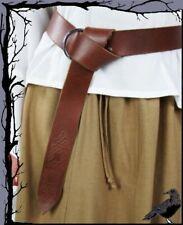 Mittelalter Ringgürtel mit keltischem Muster  Leonardo Carbone