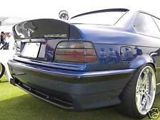 DTM FiberWerkz CSL STYLE TRUNK BMW E36 '92-'98 FRP CFRP
