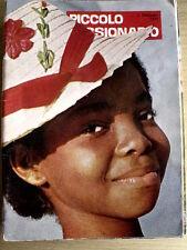 Piccolo Missionario 2 1970 Il Cristoforo delle Indie (San Francesco Sav- Ciriciò