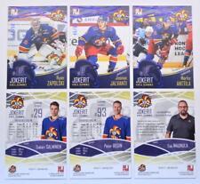 2016-17 KHL Jokerit Helsinki Base BLUE (#/50) Pick a Player Card