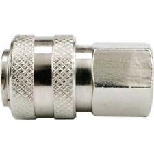 Druckluft Schnellkupplung Kupplung Adapter 1/4 - 3/8 Zoll mit Innengewinde