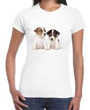Jack Russell Puppies Women's T-Shirt - Russells Gift Present
