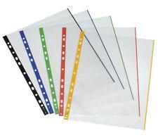 50 x Kolma SuperStrong Dokumentenhüllen Prospekthüllen A4 mit Deckelklappe np