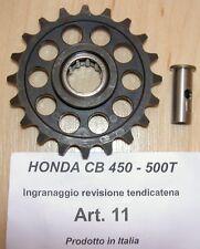 1965-74 Honda CB 450 500T Cappellini #11 chain tensioner sprocket replacement
