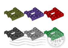 LEGO 24151 Parafango Doppio 4x4x1 1/3, colore a scelta
