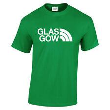Glasgow City Celtic Green t shirt  Footbal Fan Birthday Gift Unisex Kids