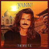 Tribute by Yanni (CD, Nov-1997, Virgin)