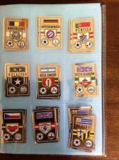 Panini calciatori 1967/68 rari Scudetto Anderlecht Bayern Penarol ecc usa menu