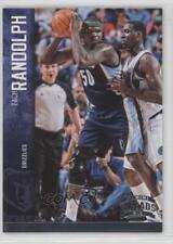 2012 Panini Threads Century Proof Silver 71 Zach Randolph Memphis Grizzlies Card
