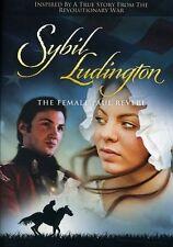 """""""Sybil Ludington"""" The Female Paul Revere Movie on DVDS (Like New)"""
