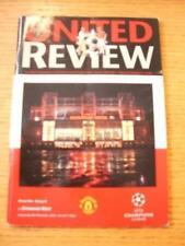 08/11/2000 Manchester United v Dynamo Kiev [European Cu