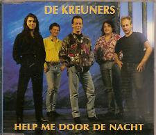DE KREUNERS - help me door de nacht CD SINGLE 3TR 1991