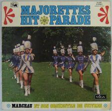 Majorettes 33 tours Hit Parade
