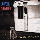 Audio CD Scratch at the Door - Lowen & Navarro - Free Shipping