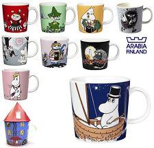 ARABIA IITTALA Moomin Mugs Various Designs *NEW WITH TAGS