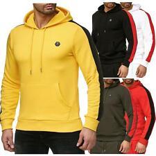 Redbridge Herren Kapuzen-Pullover Hoodie Sweatshirt Pulli Sweater CHILL BILL GYM