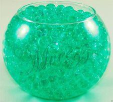 Agua De Jade Granos Bio Gel Bolas de Cristal Joyas del suelo Boda Fiesta Florero Centro De Mesa