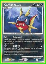 "Carte Pokemon "" CARVANHA "" Niv 13 Rivaux Emergeants PV 40 58/111 VF"