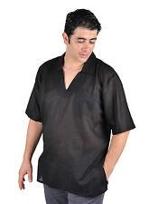 wunderschöne moderne orientalische Herren Tunika aus 100% Baumwolle - KAM00679