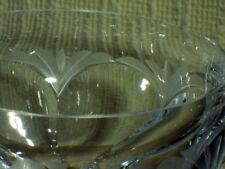 Peill Glasserie Diana, Glas aus 24% Bleikristall - neuwertig und unbenutzt