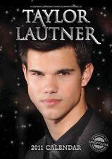TAYLOR LAUTNER KALENDER 2011 NEU & OVP RS