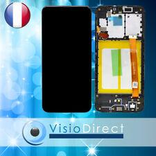 """Ecran complet Vitre +LCD sur chassis pour Samsung Galaxy A20e SM-A202F 5.8"""" NOIR"""