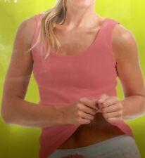 New 2 pk Women Tank Top Soft Cotton Stretch ~ Size S M L
