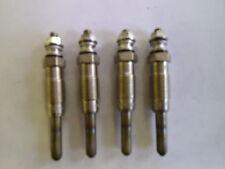 JEEP CHEROKEE 2.1 2.5 DIESEL ENGINE HEATER GLOW PLUGS X 4 87-95 RGP631