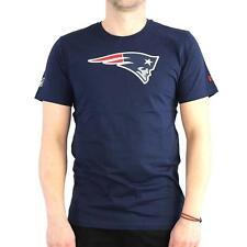 New Era NFL PATRIOTS DE Nueva Inglaterra Camiseta hombre camisa azul marino
